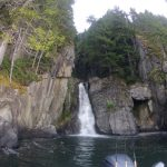 Bute Inlet Waterfall